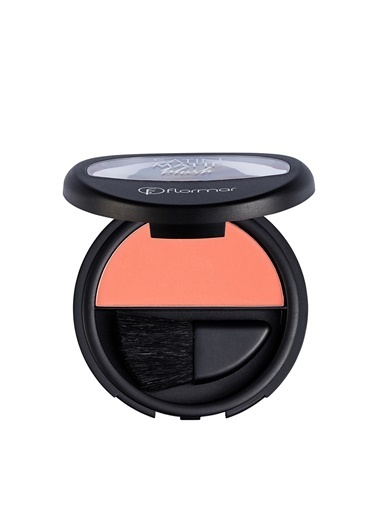 Flormar Satin Matte Blush On 001 Pink Kiss Renkli
